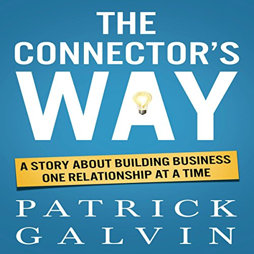 The Connector's Way audiobook cover art