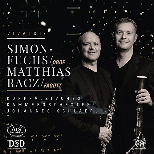 Vivaldi: Fagott- & Oboenkonzerte