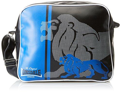 Lonsdale Tracolla nero/blu