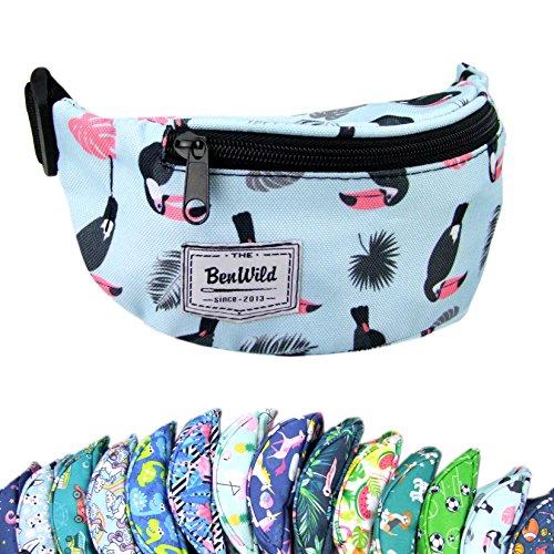 Rawstyle Bauchtasche, Hüfttasche für Kinder, vestellbarer Hüftgurt, (Modell 3) XX