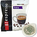 Biespresso 150 cápsulas de café filtro papel ESE 44 mm sabor extra