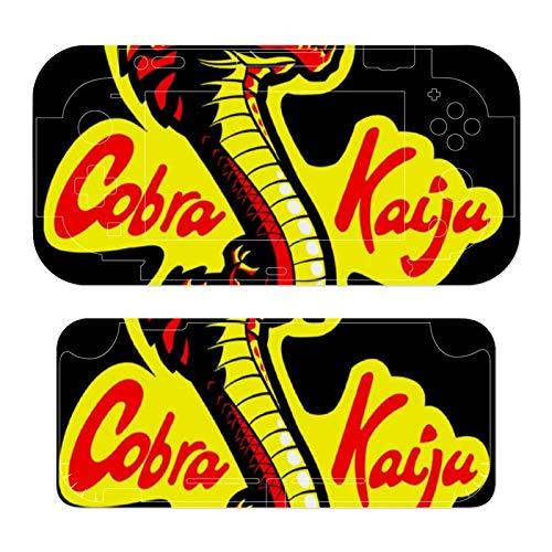 Cobra Kaiju Pacific Rim Karate Kid Theme Switch lite exclusive skin, Nintendo Switch sticker protective film, Switch full device exclusive skin sticker protective film