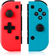 $40 » PUNWEOS Wireless Joy-Con Controller for Nintendo Switch/Switch Lite, Switch Joypad Controller with Turbo Dual Shock Switch...