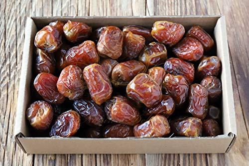 3 kg Sukkari Soft Datteln Palmyra Delights 100% natürlich & gesund, Premium Qualität