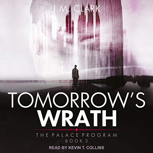 Tomorrow's Wrath audiobook cover art