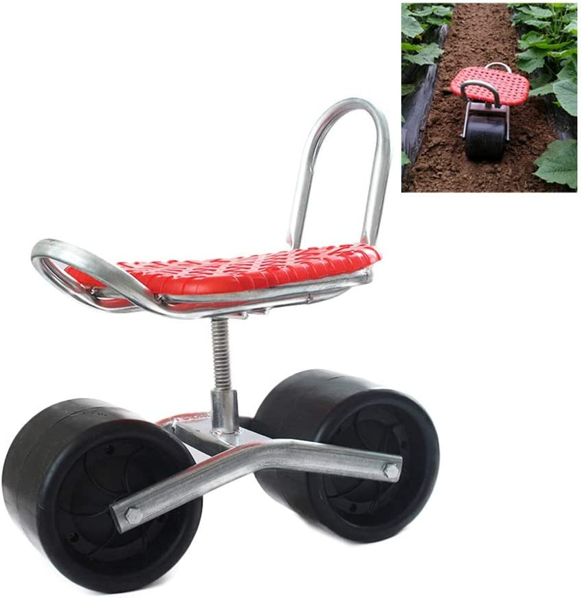 WANGLX Garden low-pricing Carts Planting Picking Work Max 46% OFF Yard Stool with