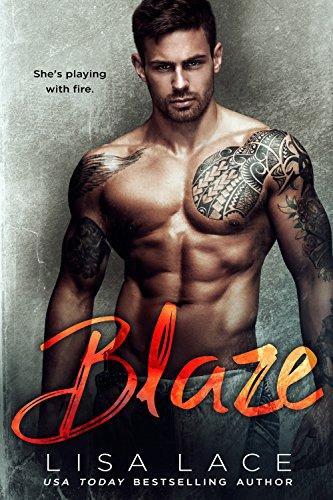 Blaze: A Firefighter Romance