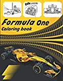 Formula one coloring book: colle...