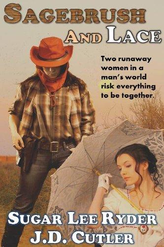 Sagebrush & Lace (Western Lesbian Romance)