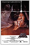 POSTER STOP ONLINE Star Wars Episode IV - A New Hope - Movie Poster (Regular Style A) (Size 27' x 40)