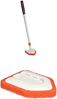 OXO Good Grips Extendable Tub and Tile Scrubber with OXO Good Grips Tub and Tile Scrubber Refill