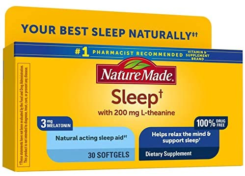 Top 10 Best nature made sleep Reviews