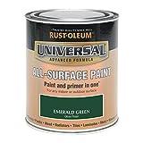 Rust-Oleum 750ml Universal Paint - Gloss Emerald Green