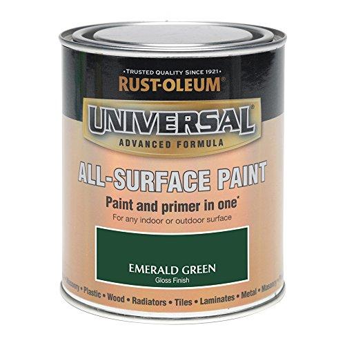 Rust-Oleum 750ml Universal Paint - Gloss Emerald G