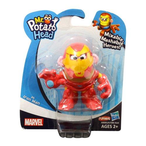 Marvel Comics [Mini Mr. Potato Head Iron Man] - http://coolthings.us