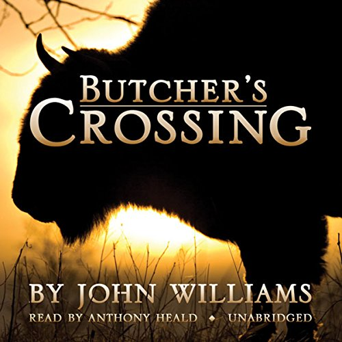 Butcher's Crossing cover art