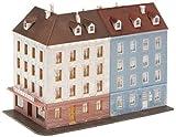 Faller 232262 - Casa d'angolo con Edificio attiguo