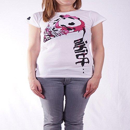 Nikita Octopus T-Shirt, Damen, Weiß, XS