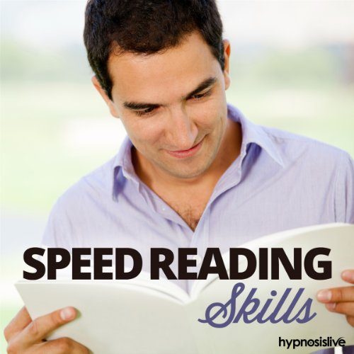 Speed Reading Skills Hypnosis cover art