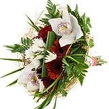 Florclick - Bouquet Red- Ramo de flores naturales en 24 horas y envío GRATIS