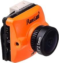 RunCam Micro Swift 3 V2 Super HAD II CCD Camera Joystick Control/UART Control Switchable Orange (FOV 145° 2.3mm)