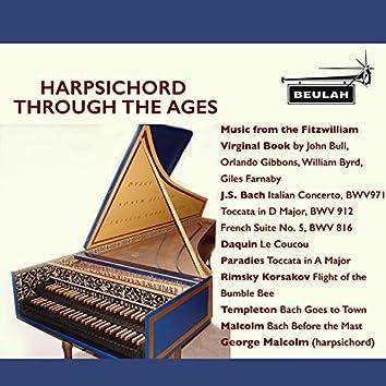 Harpsichord Through the Ages