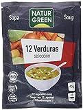 NaturGreen Sopa 12 verduras Selección Bio 40g
