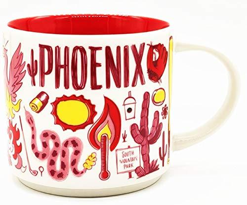 Starbucks Been There Series Phoenix Mug