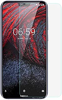 Nokia 6.1 Plus Glass Screen Protector Tempered Glass
