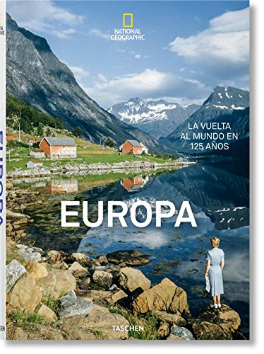 Compare Textbook Prices for National Geographic. Around the World in 125 Years. Europe  ISBN 9783836568807 by Golden, Reuel