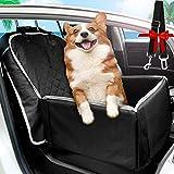 TBoonor Hunde Autositz für kleine bis Mittlere Hunde und Haustiere