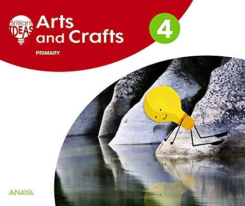 Arts and Crafts 4. Pupil's Book + Portfolio (BRILLIANT IDEAS)