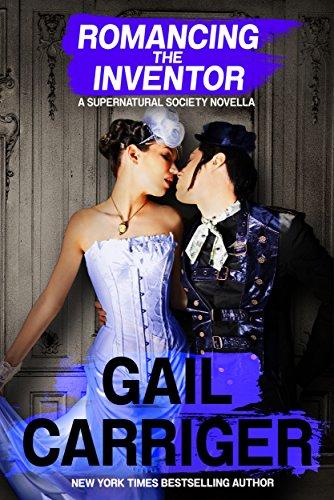 Romancing the Inventor: A Supernatural Society Novella (English Edition)