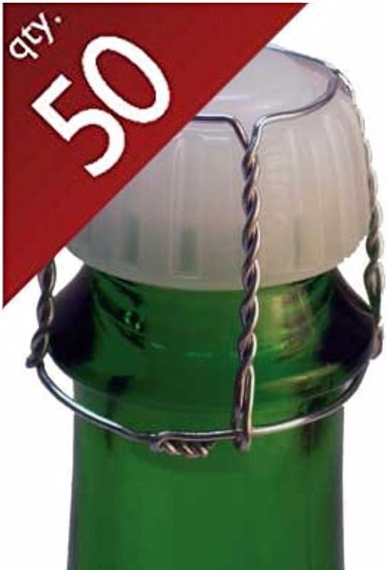 Wire Hoods Bag Of 50