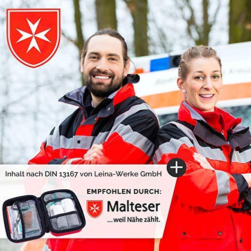 Erste Hilfe Set Outdoor, Sport & Reisen für die optimale Erstversorgung - 6