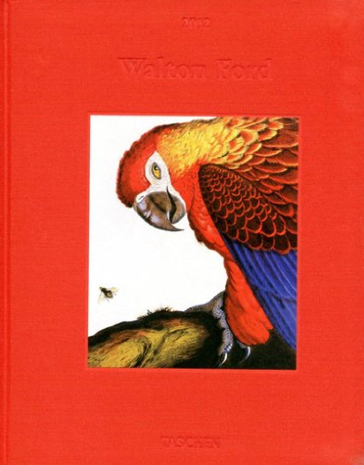 分岐するシリアル出発Walton Ford 2012 Calendar (Taschen Deluxe Diary)