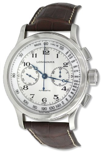 Longines Heritage Collection Longines Lindberghs Atlantic Voyage Watch L2.730.4.11.0