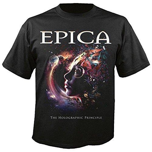 Epica - The Holographic Principle - T-Shirt Größe M
