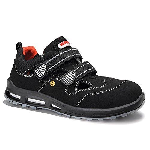 ELTEN Scott XXT S1P ESD, Farbe:schwarz, Schuhgröße:46 (UK 11)