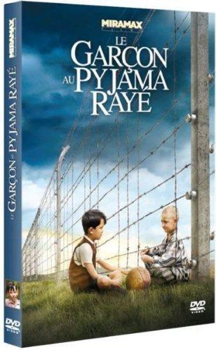 LE GARCON AU PYJAMA RAYE DVD VTE