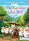 The Boy Who Cried Wolf (Usborne English Readers)