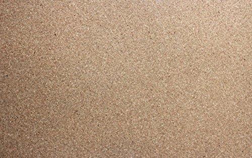 Pinnwand Korkplatte 94 x 58 cm 5 mm stark, XXL Format