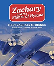 The Planes of Hyland: Meet Zachary's Friends