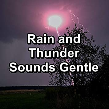Rain and Thunder Sounds Gentle