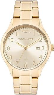 Relógio Technos Feminino Elegance Dress Dourado 2115MNL4K