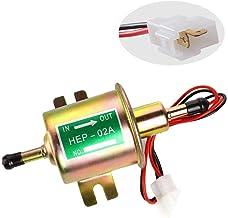 Amazon Com Electric Fuel Pump For Carburetor