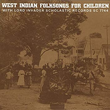 West Indian Folksongs for Children