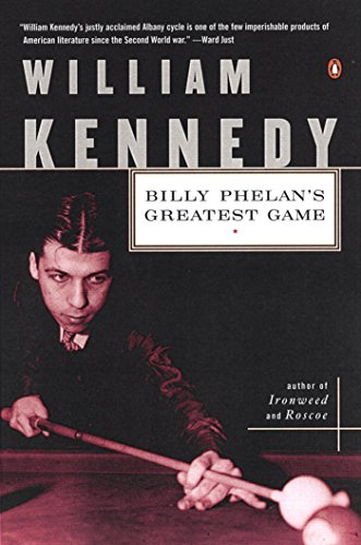 Billy Phelans Greatest Game (English Edition) eBook: Kennedy, William: Amazon.es: Tienda Kindle