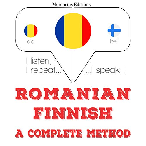 Romanian - Finnish. A complete method cover art