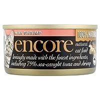 Encore Cat Tin Tuna & Shrimp 70g (PACK OF 6) 70g (x6) Encore Quantity: 6